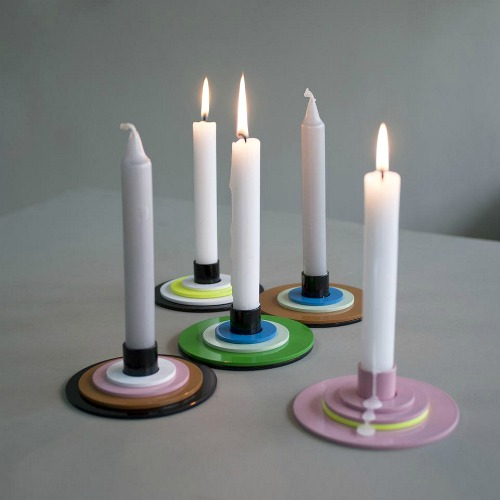 Candle Holder Set von Studio Kolor