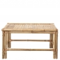 Preview: Sole Coffee Table bamboo von Bloomingville
