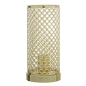Mobile Preview: Table Lamp Gold Metal - Die Tischlampe von Bloomingville