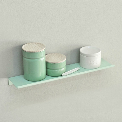 Z Shelf - Wandregal mint von Studio Kolor
