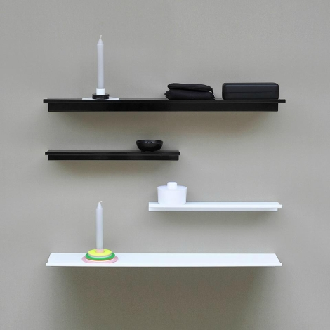 Z Shelf Wandregal Schwarz Von Studio Kolor Designupdate De