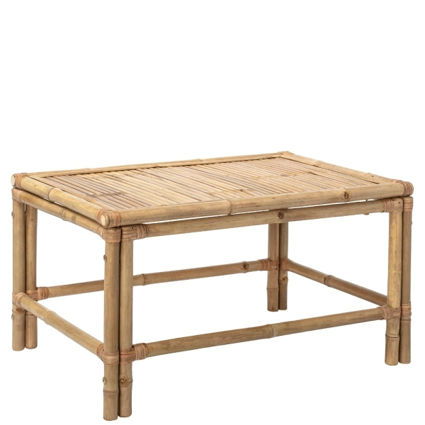 Sole Coffee Table bamboo von Bloomingville