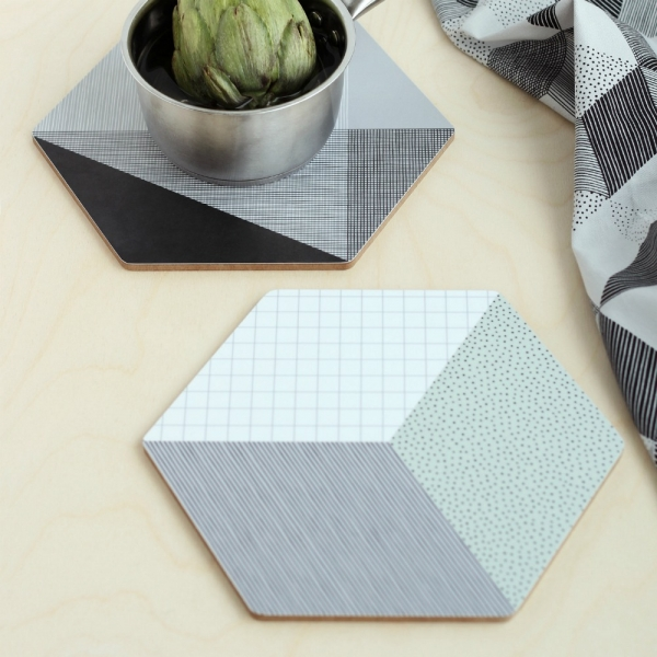Cubic Pot Coaster - Der Topfuntersetzer von By May Stockholm