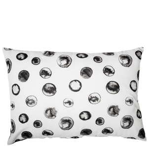 Bloomingville Kissen Big Dots