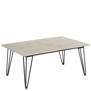 Bloomingville Mundo Coffee table grey concrete