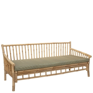 Sole Gartensofa nature bamboo von Bloomingville