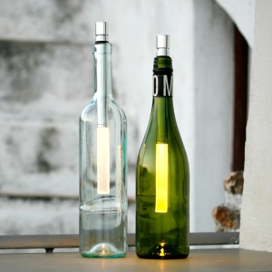 Bottle Light Flaschenlampe