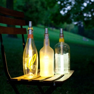 Bottle Light Flaschenlampen 3er-Set