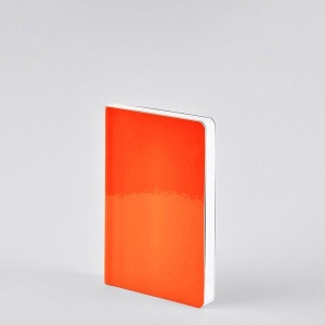 nuuna Notizbuch – Candy S neonorange