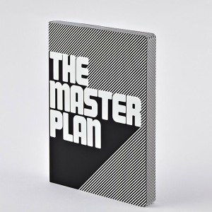 Notizbuch The Master Plan von nuuna bestellen