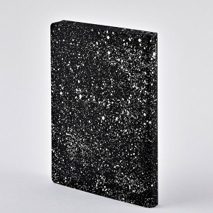 nuuna Notizbuch Graphic L – Milky Way