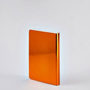 nuuna Notizbuch – Shiny Starlet orange