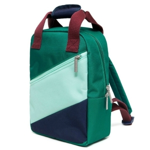 Kinder Rucksack – Backpack cadmium green L
