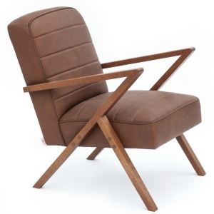 Retrostar Chair Leather von Sternzeit Design